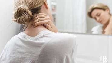 Dolore alla cervicale (cervicalgia)