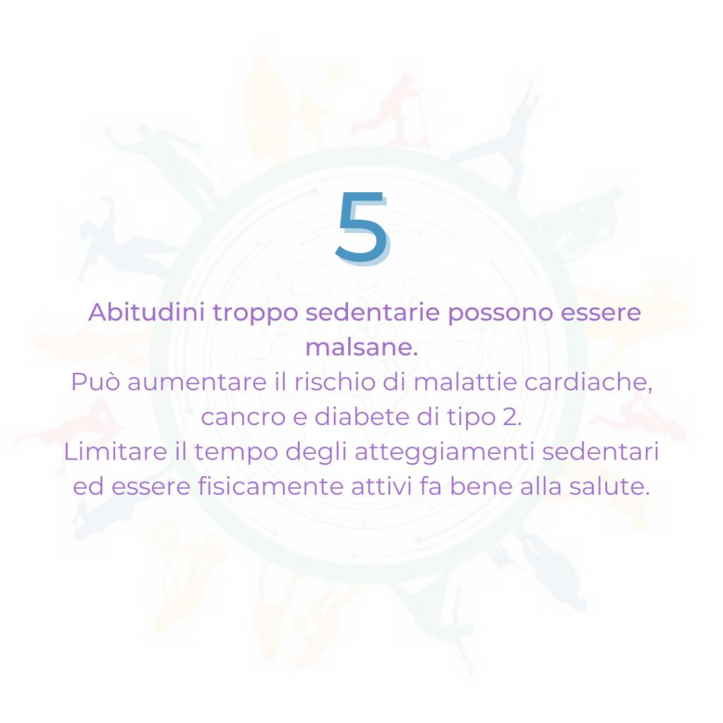 Consiglio 5
