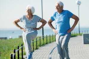 anziani attività sportiva